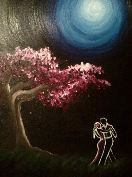 cherry blossom dance