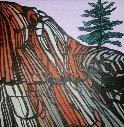 Mountain Tree cropped