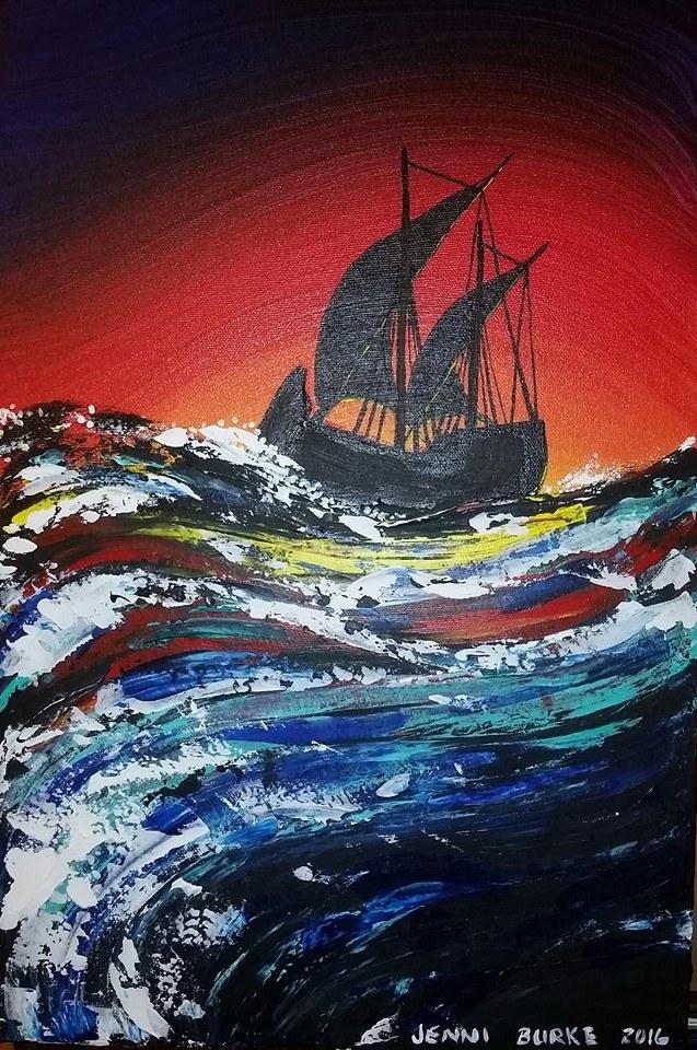 simons sailboat