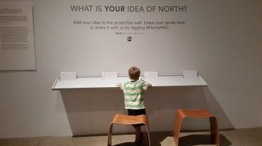 Miles Idea of the North