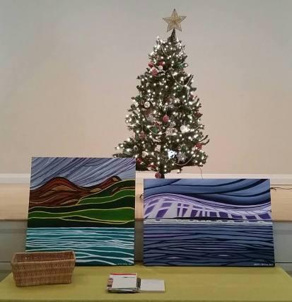 art-show-xmas-tree