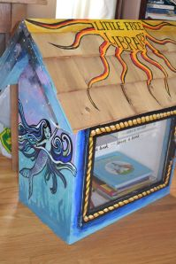 little library robyn mermaid