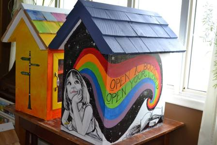 little library robyn