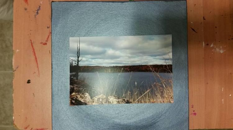 frontenac aunt nancys lake