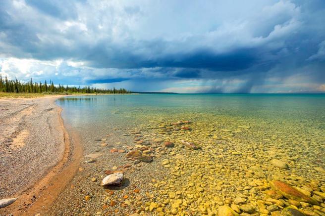 north west territories park canada