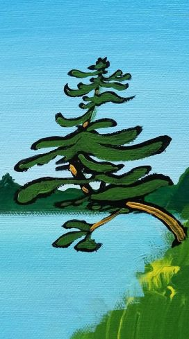 monks cove tree