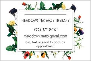 meadows massage